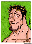 Eddie Guerrero Sketch Card