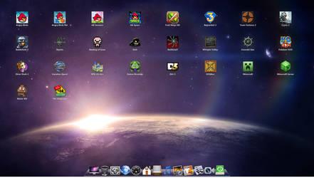 Desktop Shot #2 March 2012
