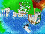 Super Mario Sunshine Beta Map