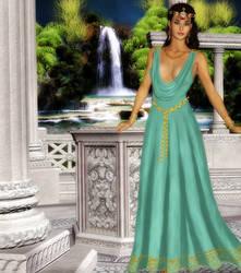 ancientprincess by MysteriousW0rld