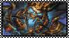 Kel'thuzad stamp by Shadowwshade