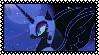 Nightmare moon stamp by Shadowwshade