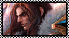 Varian Wrynn stamp by Shadowwshade