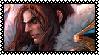 Varian Wrynn stamp by Shadowwshade