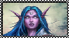 Tyrande stamp by Shadowwshade