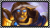 Uther Lightbringer stamp by Shadowwshade