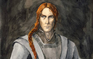 Maedhros sketch by Filat