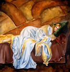 Eowyn of Rohan by Filat