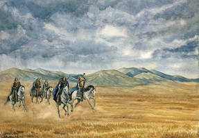 Fingon's horseriders
