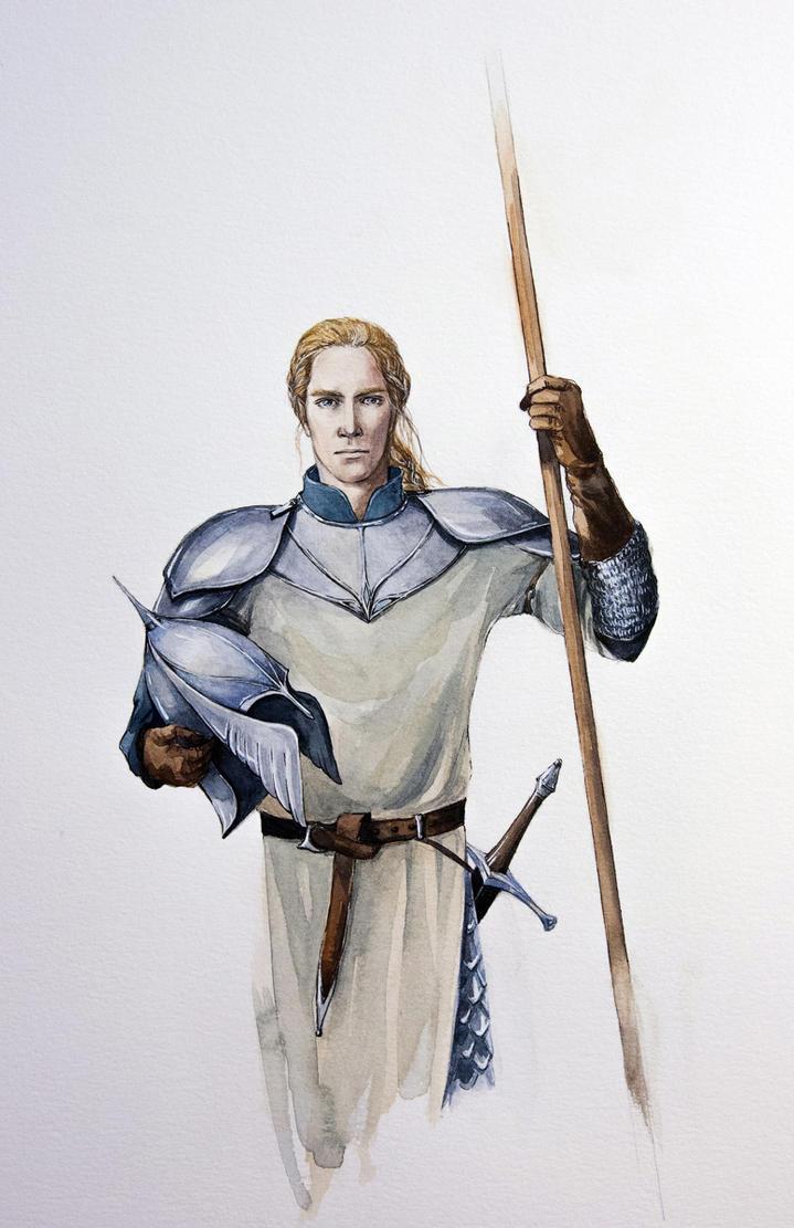 Warlord by Filat