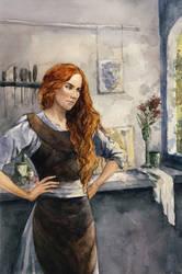 Nerdanel Mahtan's daughter by Filat