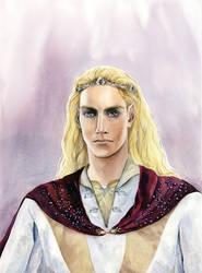 Glorfindel of Gondolin by Filat