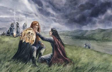 After Nirnaeth Arnoediad by Filat