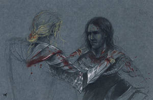 Rescue / Finrod and Barahir