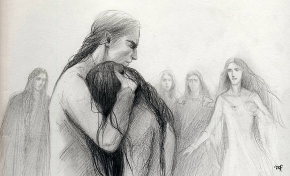 Happy meetings / Fingolfin and Fingon