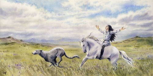 Peaceful years / Celegorm in Himlad by Filat