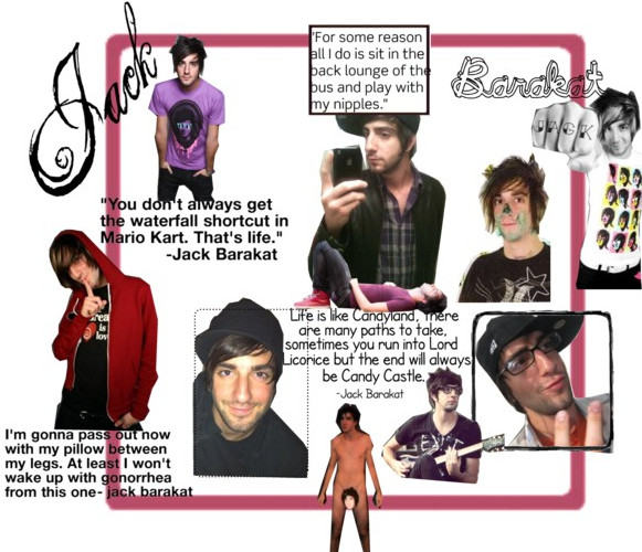 jack barakat girlfriend 2017 - photo #28
