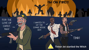 The Best Left 4 Dead Players Evah by LeafFox