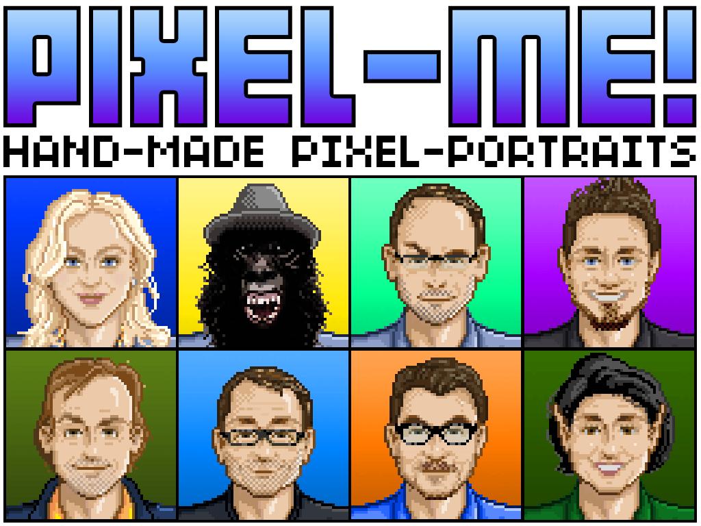 Pixel-Me! by BumblebeeGames