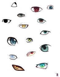 Eyes by Refriednewcomer46