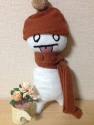 Sup guy winter plush by Refriednewcomer46