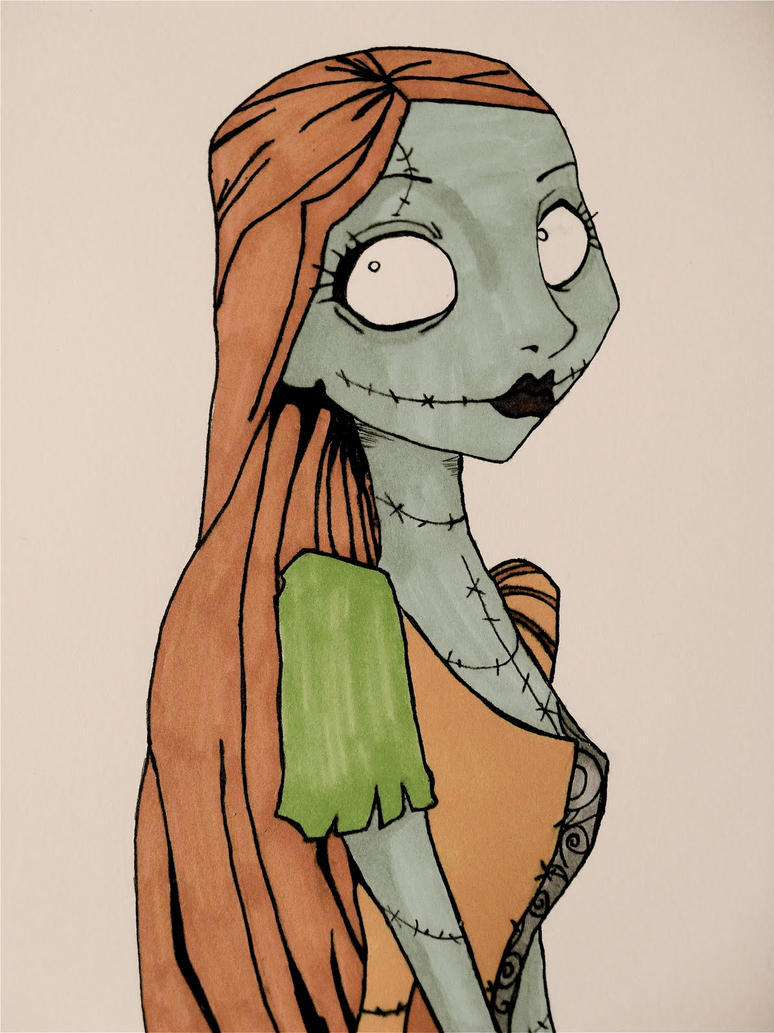 Sally - Nightmare Before Christmas by perfectionist-pencil on ...