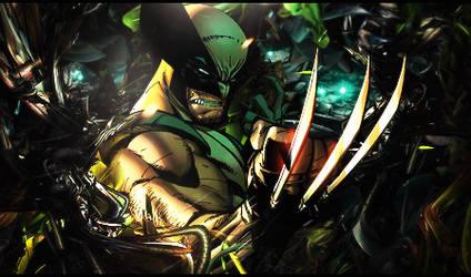 _Wolverine_ by gabber1991md
