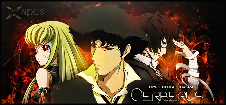 TEAM CERBERUS [ST IC XIII] by gabber1991md