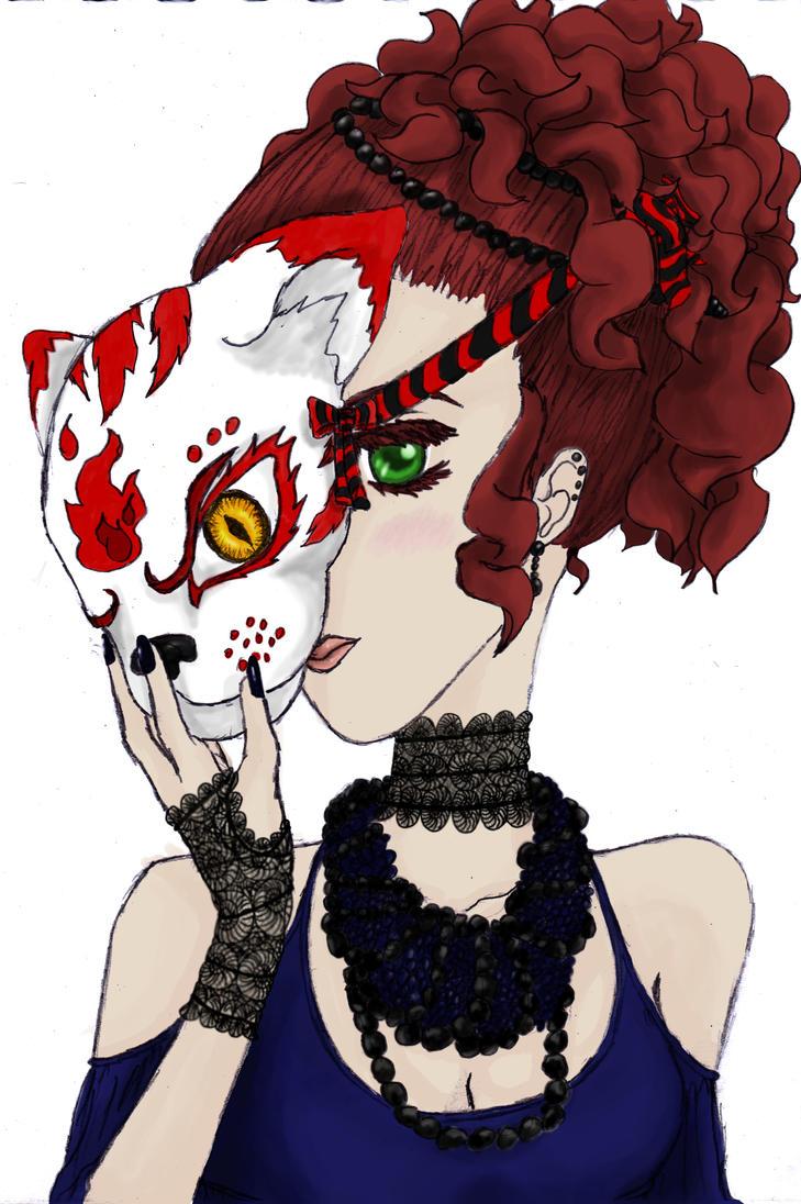Masquerade by Ayumu-Haruto