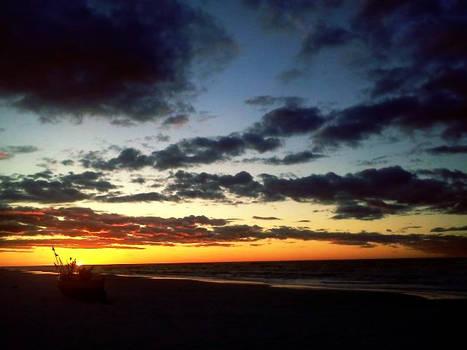 Morze Baltyckie zachod