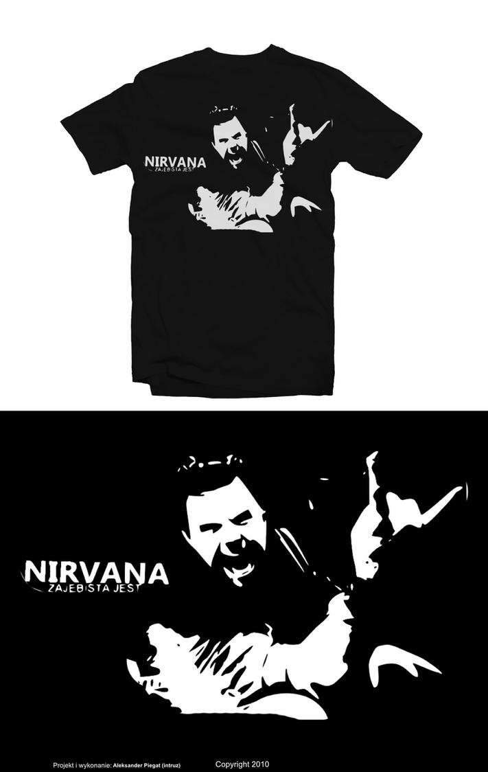 Nirvana design by SoldierArt