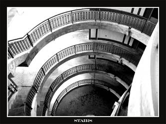 Stairs by RJWPhotography