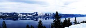 Blue in Tahoe