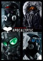 Romantically Apocalyptic Fan Made Poster by bluexbabex1o7