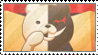 Monokuma stamp by KathyKid