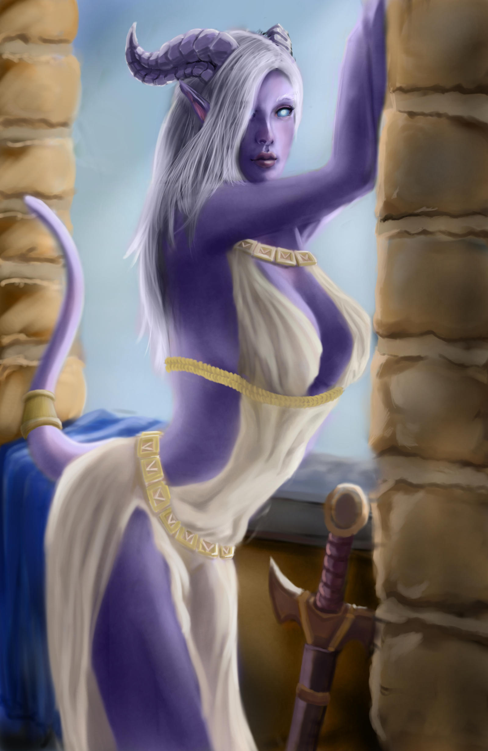 World of warcraft from draenei girls porno bad beauties