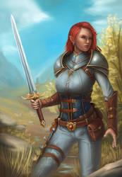 Elven Knight