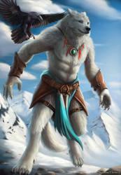 Commission: The Werewolf Nandir