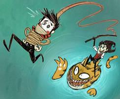 Crazy = Genius by maskarie