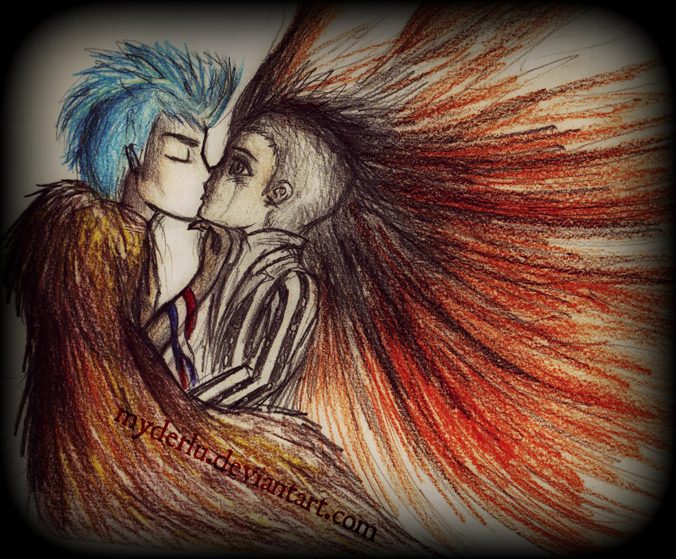Fantastic kiss [T.O.P X G-Dragon] by MyderLu on DeviantArt F(x) Krystal And G Dragon