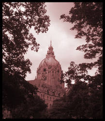 Neues Rathaus Hannover by drakiross
