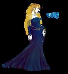 Zeldanime - Royal Dress