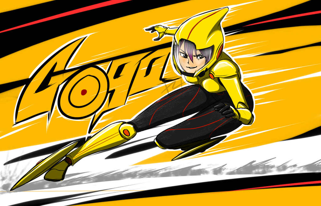 BIG HERO 6 Fanart: GoGo Tomago by OjiFzn