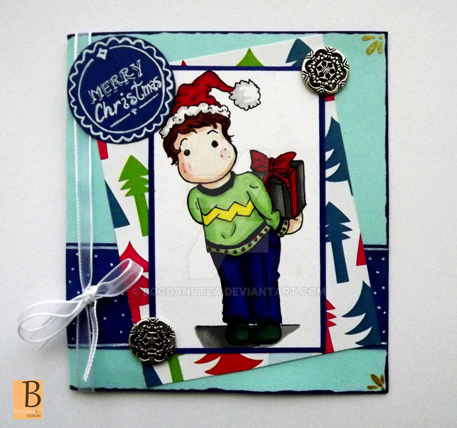 Christmas card 3 by Bogdanutza