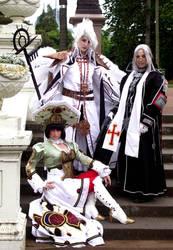 Trinity Blood - Nightroad Siblings by vefalasiel