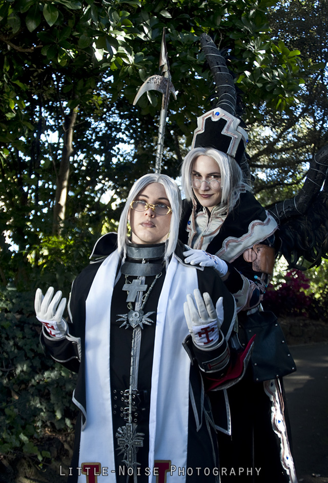 2012 - Trinity Blood - Angel on my shoulder by vefalasiel