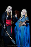 Hellboy 2 - Nuada and Nuala Silverlance 2