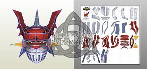 Digimon Helmets Royal Knight Edition: Dukemon