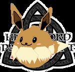 Pokemon Mini Eevee Papercraft