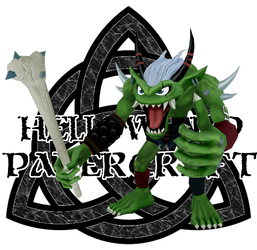 Next Digimon Papercraft: Ogremon !!